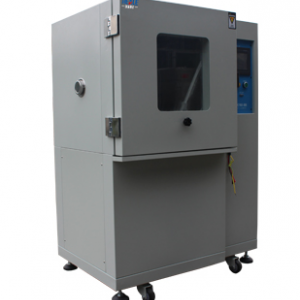Dust test machine